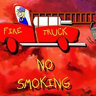 Red Fire Truck - all products by Dennis Melling