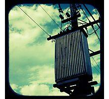 Transformer Photographic Print