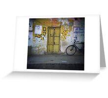 Pushkar, India Greeting Card