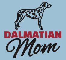 Dalmatian Mom Kids Tee