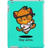Farm Babies - Stay active iPad Case/Skin