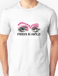 Frida K-Hole Eyes T-Shirt