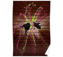 London Street Art - Ratatouille 2 Poster