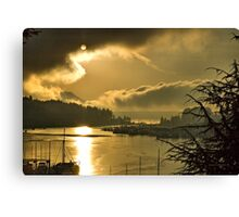 Storm Clouds Canvas Print