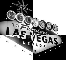 Vegas Sign No. 27 by Benjamin Padgett
