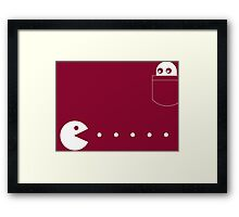 Hide&Seek [W] Framed Print