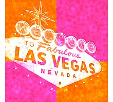 Vegas Sign No. 34 Photographic Print