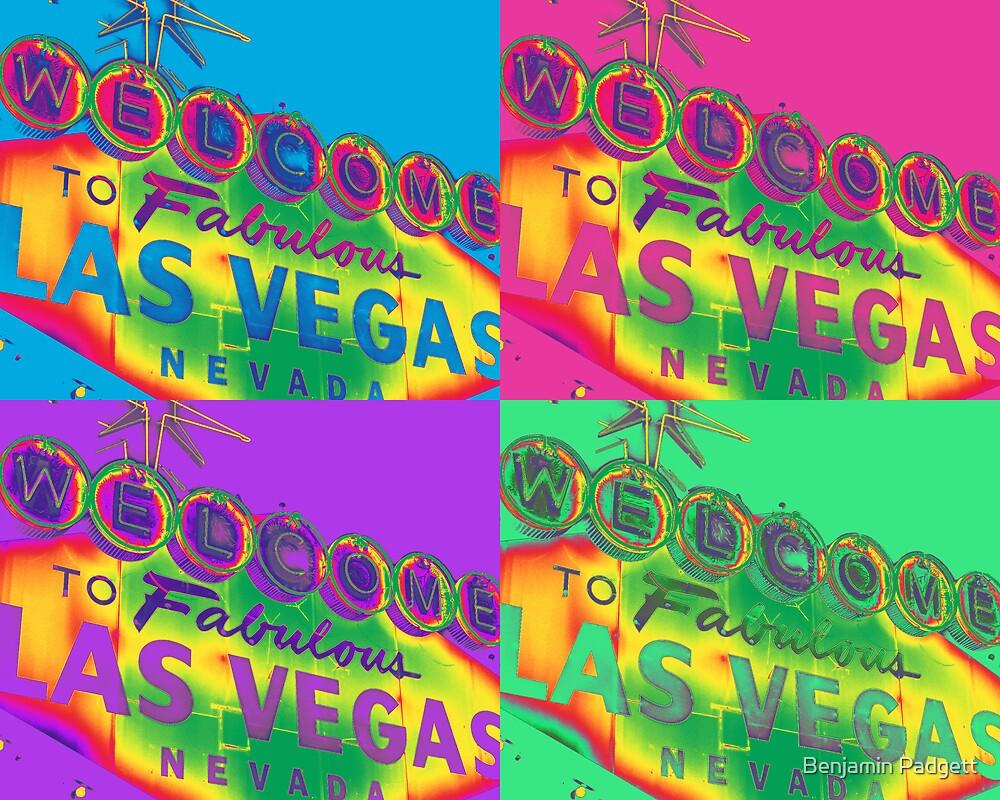 Vegas Sign No. 29 by Benjamin Padgett