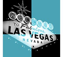 Vegas Sign No. 30 Photographic Print