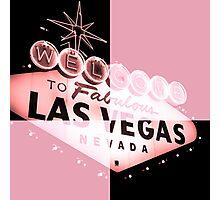 Vegas Sign No. 31 Photographic Print