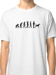 Evolution Doberman Classic T-Shirt