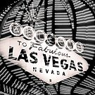 Vegas Sign No. 36 by Benjamin Padgett