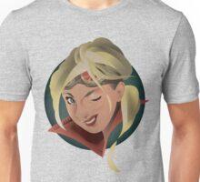 Captain Tomahawk  Unisex T-Shirt