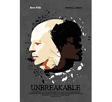 Unbreakable Photographic Print