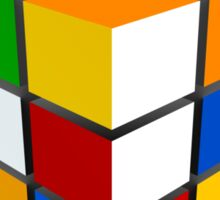 Rubix Sticker