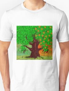Fantasy tree at spring and summer T-Shirt