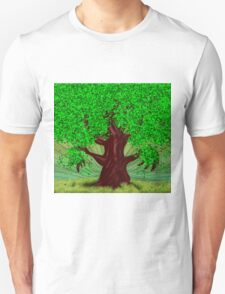 Fantasy tree at summer T-Shirt