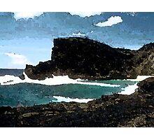 Reflexion Sea Photographic Print