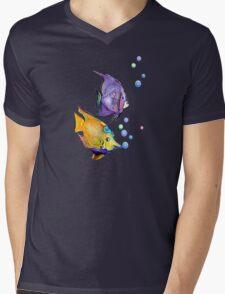 FISH & BUBBLES by SHARON SHARPE T-Shirt