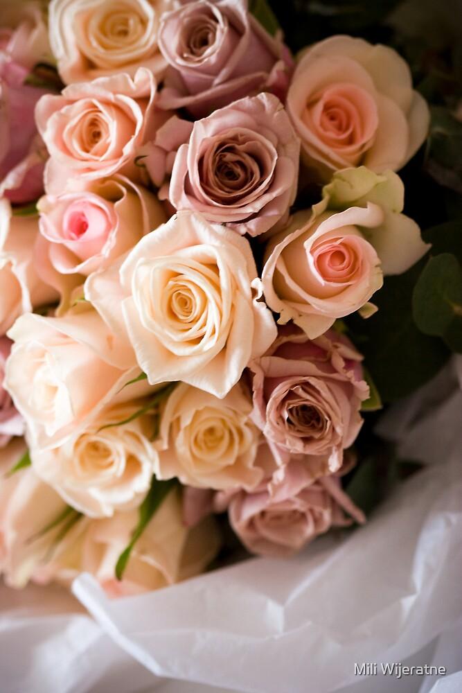 Bouquet by Mili Wijeratne