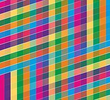 Colorful Stripes ! by dzynstudio