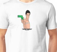 henry crinkly aka travis bickle!! Unisex T-Shirt