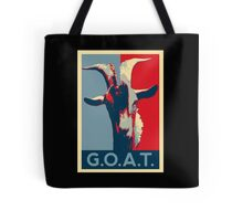 G.O.A.T. - GOAT - Greatest of all time Tote Bag