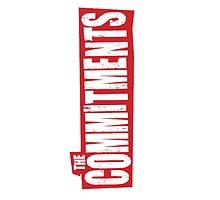 The Commitments Logo  by Emilie Nutley