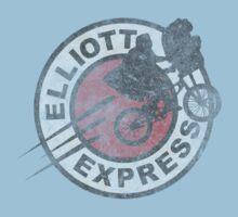 Elliott Express Kids Tee