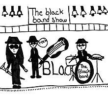 The Black Band Photographic Print