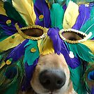 Is It Time For Mardi Gras? by Karen  Helgesen