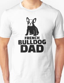 French Bulldog Dad Unisex T-Shirt