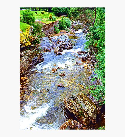 Stream Photographic Print