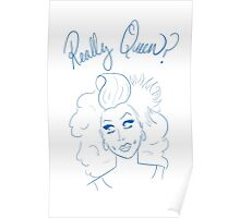 Really Queen? // #RuMemberWhen Poster