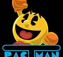 Pac-Man by Kiro13