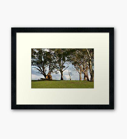 Another Era - Mount Barker Framed Print
