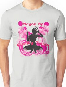Mayor of Funky Town Unisex T-Shirt