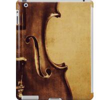 Violin Portrait iPad Case/Skin