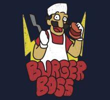 Burger Boss Kids Clothes