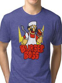 Burger Boss Tri-blend T-Shirt