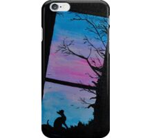 Let the outside in iPhone Case/Skin