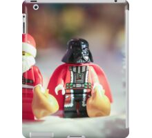 Santa and Darth Vader iPad Case/Skin