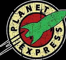 Planet Express by Wizz Kid