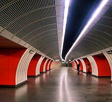 Vienna Underground by metronomad