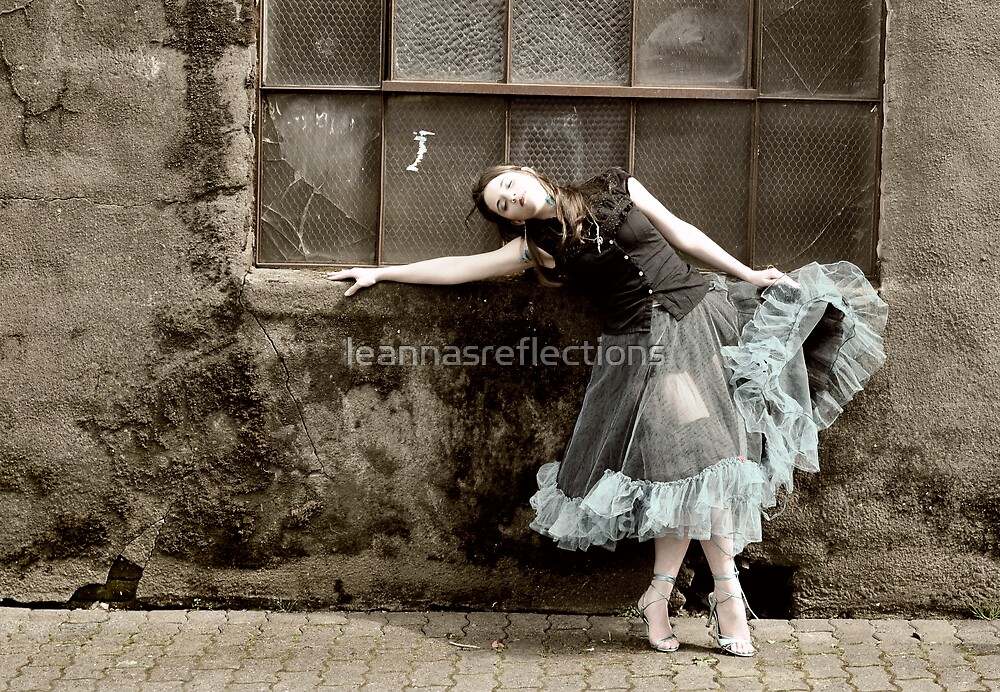 Marissa - after the dance by leannasreflections