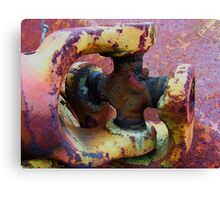 Universal Joint..... Canvas Print