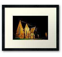 Stanmore Church Framed Print