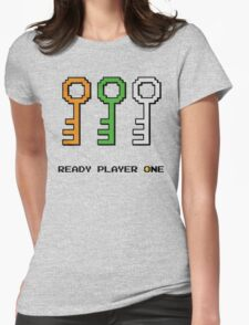 Ready to Play! Womens Fitted T-Shirt