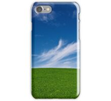 Himmel und Erde - Heaven and Earth iPhone Case/Skin