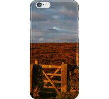 Gateway to the Moors iPhone Case/Skin